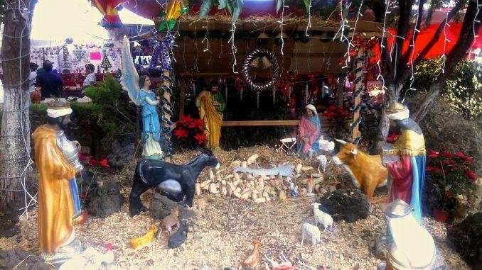 Weihnachten in Tepoztlán